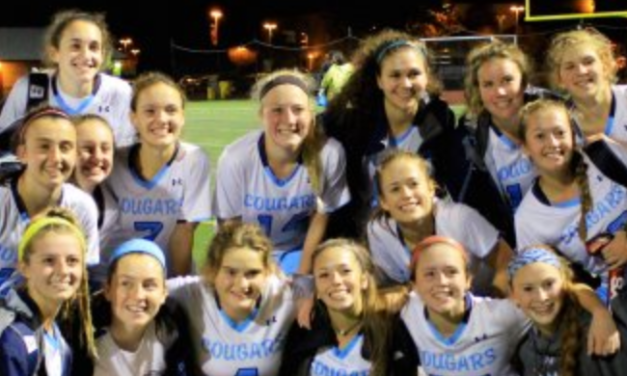 Cougars easily punch ticket to Chestertown