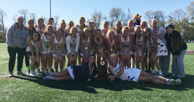 Liberty wins first state field hockey title since 1982
