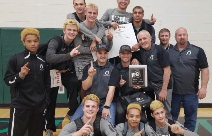 Oakdale repeats as 3A/4A North Region champs