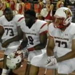 Maryland withers in Big 33