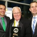 Bernie Walter inducted into NFHS Hall of Fame