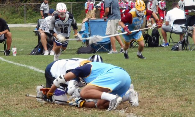 Baltimore Highlight Boys rally, but fall in OT