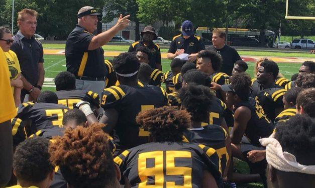 No fluke: St. Frances is No. 1
