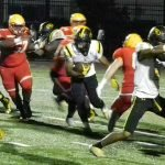 St. Frances gets past No. 8 Cardinals in MIAA A football opener