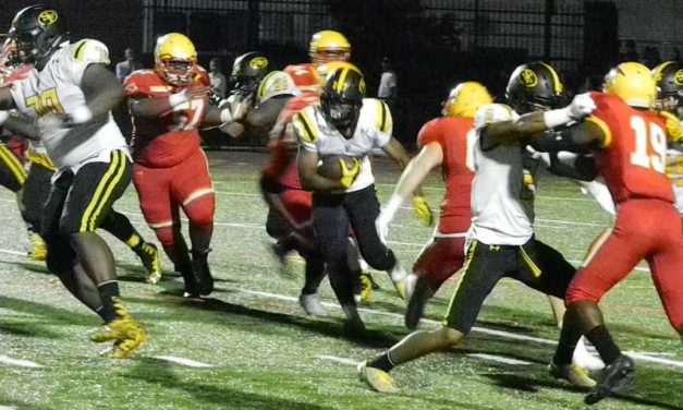 St. Frances remains eye-to-eye with DeMatha in state football poll