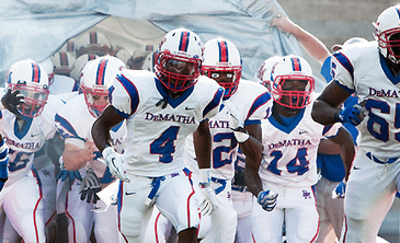 DeMatha slips back on top of State poll