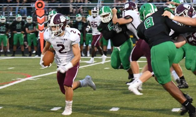 Broadneck stays perfect in AACO
