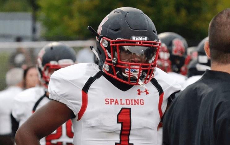 No. 2 Spalding wallops Annapolis in 2017 kickoff