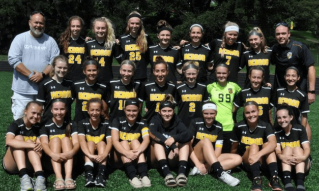 Mount Hebron lands in VSN Girls Soccer Top 20