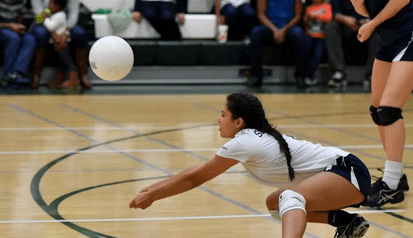 Down to four in IAAM volleyball playoffs