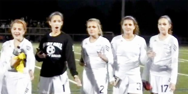 Perry Hall girls avenge state final loss
