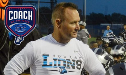 Hannon honored as BTC Coach of the Week