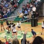 State volleyball region playoffs update 11/08/18
