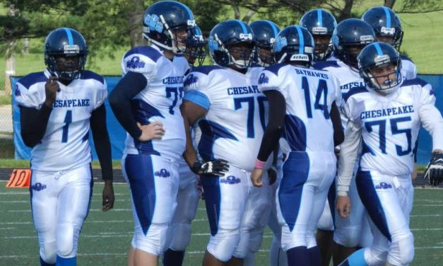 Countdown to Football 2018: Chesapeake-Baltimore County