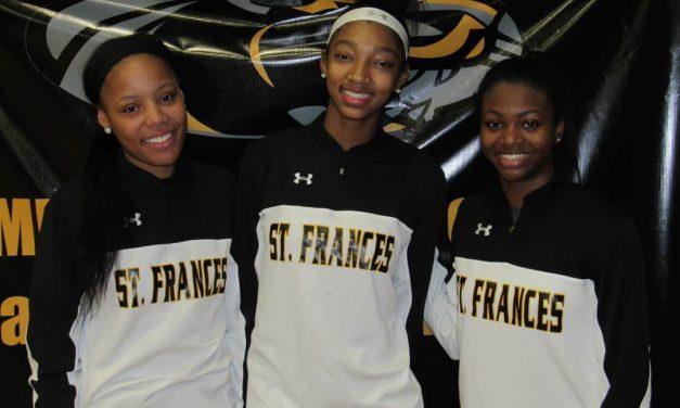 Status quo in VSN Girls' Basketball Top 20