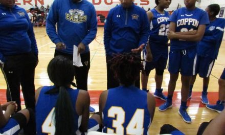 Coppin Academy rallies past Forest Park