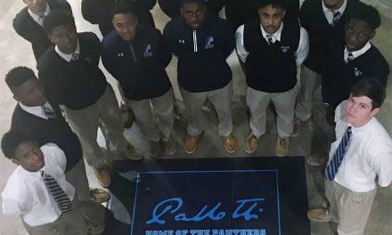 Pallotti makes Top 10 move in VSN Boys' Basketball Top 20