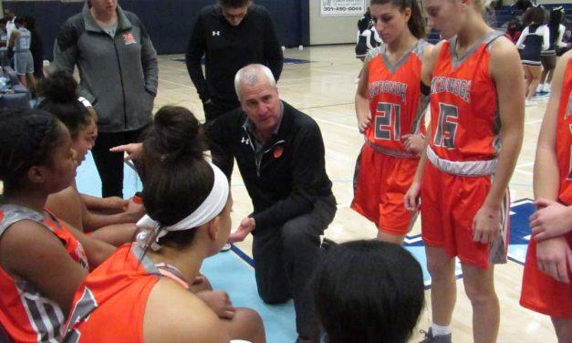 Eagles land in familiar spot in VSN Girls' Basketball Top 20