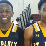 St. Paul's gets a must win on the road