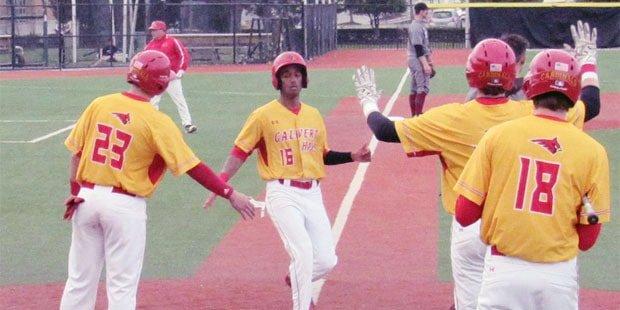 Calvert Hall ascends to No. 1 in VSN Baseball Top 20