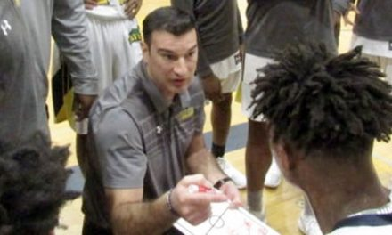 Panagetou steps down at Perry Hall
