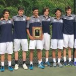 Gilman wins its fifth straight MIAA A tennis crown