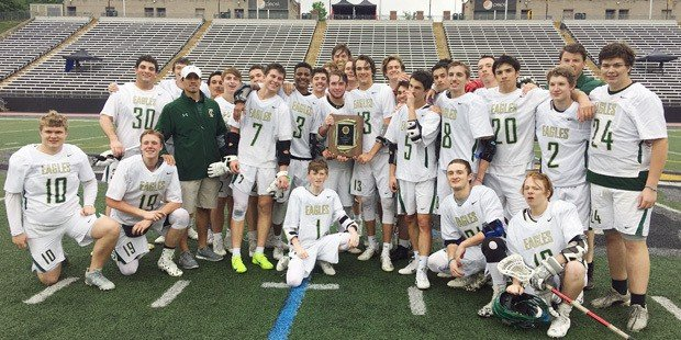 Indian Creek comes back to take MIAA C lacrosse crown