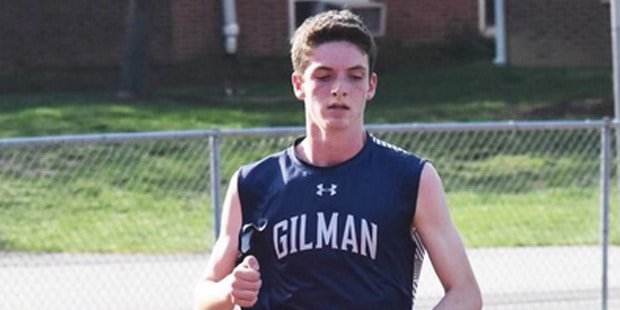 Gilman wins MIAA track crown once again
