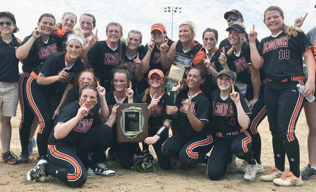 McDonogh snares IAAM A softball crown