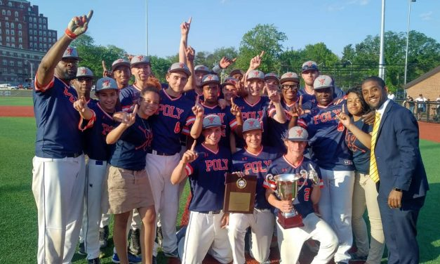 "Poly ""walk-offs"" with D1 City baseball championship"