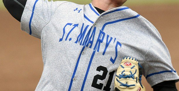 St. Mary's slugs its way into playoff position