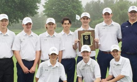 St. Paul's wins its third straight MIAA A golf title