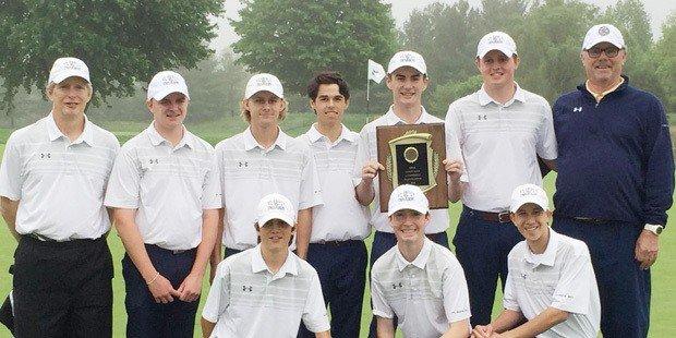 St. Paul's wins its third straight MIAA A golf title