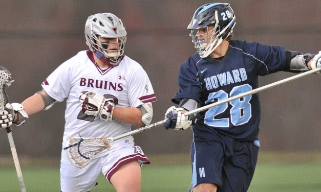 Bruins claw way into latest VSN Boys' Lacrosse Top 20