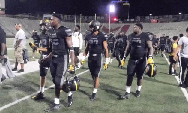 No change in state football poll
