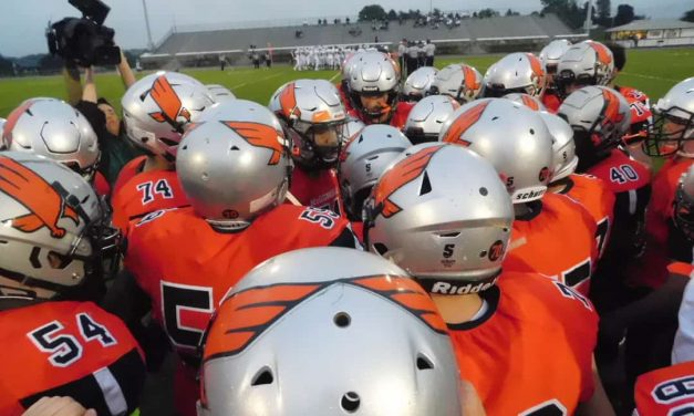 McDonogh on move in state football Top 25