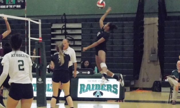 Raiders make quick work of No. 9 Broadneck