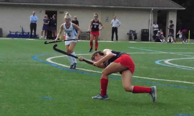 Four to go in IAAM field hockey playoffs