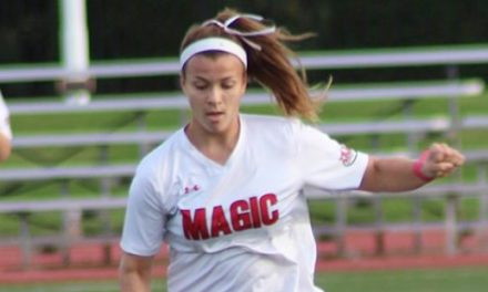 10 Years of Excellence: VSN's No. 3 Girls Soccer Striker of the Decade