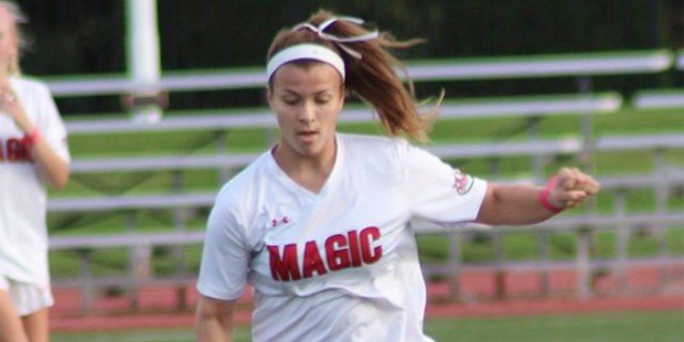 10 Years of Excellent: VSN's No. 3 Girls Soccer Striker of the Decade