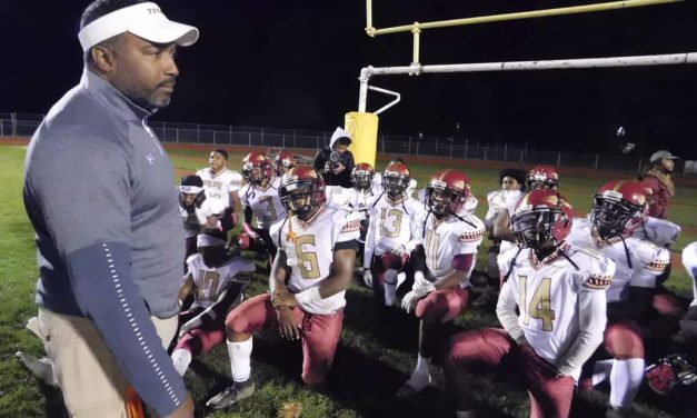 Titans rule Owings Mills