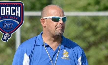 At 5-0 Liberty's Luthe is BTC Coach of the Week