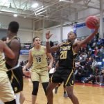 Saturday sweep for St. Frances