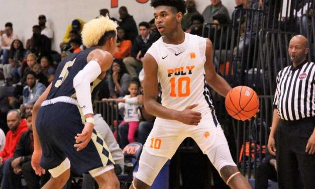 No. 2 Poly holds off Goretti