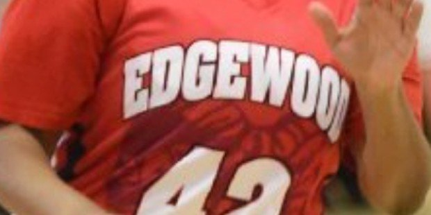 Edgewood girls break through for first win