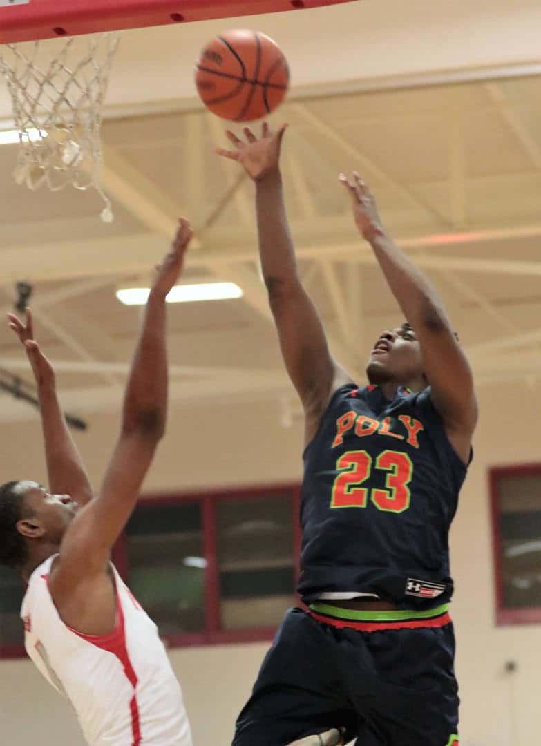 Murray, Poly survives Red Storm