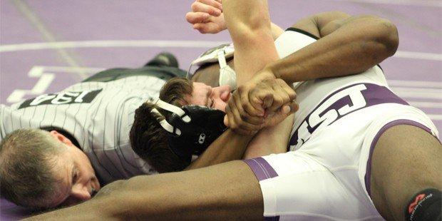 Mt. St. Joe thumps McDonogh in MIAA wrestling clash