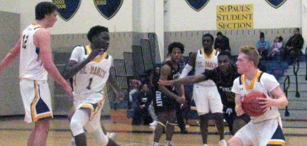 St. Paul's subdues Curley in Brooklandville