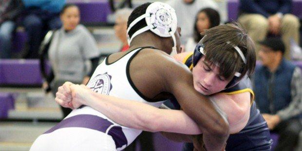MIAA A wrestling titans collide in key duals