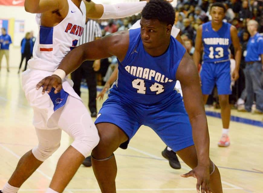 Annapolis debuts in VSN Boys Basketball Top 20